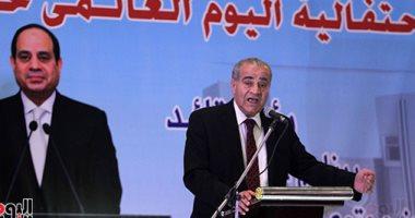 وزير التموين يطلق خدمة الشاشات الإلكترونية لتلقى شكاوى المواطنين