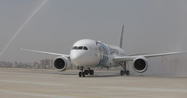 """إقلاع 97 رحلة لـ""""مصر للطيران"""" من مطار القاهرة تقل 16 ألف راكب"""