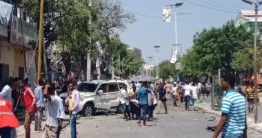 ارتفاع عدد القتلى فى تفجير مقديشو لـ 61.. بينهم طلاب وتلاميذ