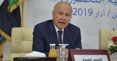 أبو الغيط يشيد بالجهود المتميزة لتونس للإعداد للقمة العربية