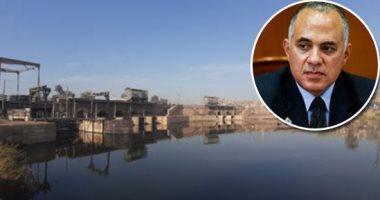 وفد مصرى برئاسة وزير الرى يزور مشروعات حماية الشواطئ والتعامل مع ملوحة التربة بهولندا