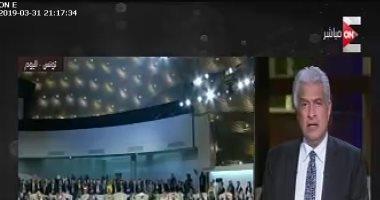 وائل الإبراشى: القمة العربية بتونس رد قوى على الإدارة الأمريكية