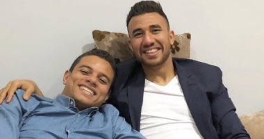 """Happy birthday my brother"".. محمود تريزيجيه يهنئ سعد سمير بعيد ميلاده"