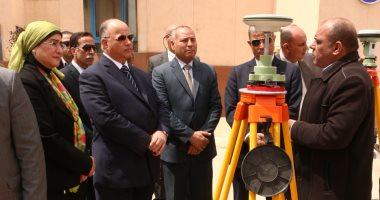 محافظ القاهرة: حظر منح تراخيص الحفر قبل موافقة مركز معلومات شبكات المرافق