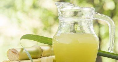 10 فوائد لكوب عصير القصب.. يعزز المناعة ويحارب التجاعيد