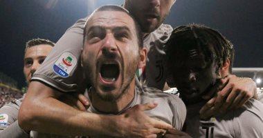 بونوتشى يسابق الزمن للحاق بقمة يوفنتوس ضد برشلونة فى دورى أبطال أوروبا