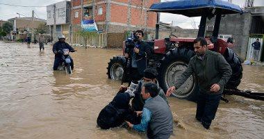 الصليب الأحمر: 2 مليون مواطن يحتاجون للمساعدات نتيجة الفيضانات فى إيران