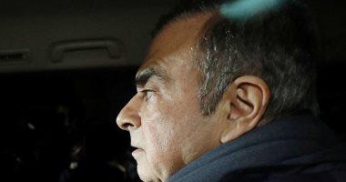 صور.. اعتقال كارلوس غصن للمرة الرابعة فى اليابان