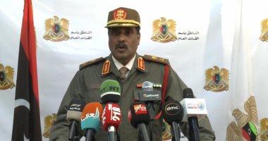 """متحدث الجيش الليبى يستشهد بسؤال """"اليوم السابع"""" لـ لافروف ويكشف تطورات المعركة"""