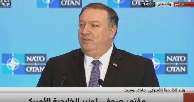 وزير الخارجية الأمريكى: اتخذنا تدابير لمنع ارتفاع سعر النفط نتيجة تراجع صادرات إيران