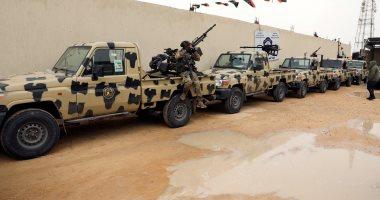 الجيش الليبى: إخوانى يقتحم سفارة واشنطن بطرابلس ويستولى على سيارة مصفحة