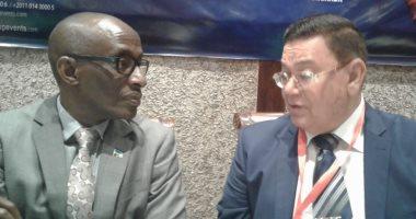 سفير روندا:نستفيد من خبرات مصر فى مكافحة الأمراض ومبادرة فيروس C