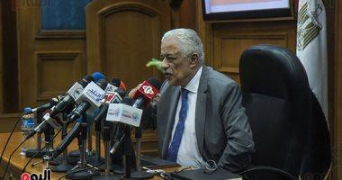 دواوين الوزارات.. وزير التعليم: أجرينا 1.7 مليون امتحان إلكترونى بـ10 أيام