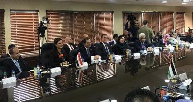 جهاز تنمية المشروعات يشارك فى فعاليات اللجنة الأردنية المصرية المشتركة