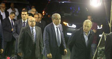 رئيس مجلس النواب ووزراء يشاركون في عزاء الدكتور أحمد كمال أبو المجد