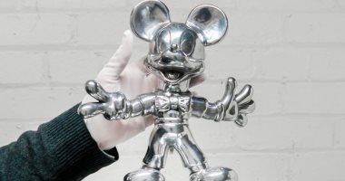 صور.. تمثال ميكى ماوس للبيع فى مزاد عالمى بـ135 ألف جنيه.. اعرف التفاصيل