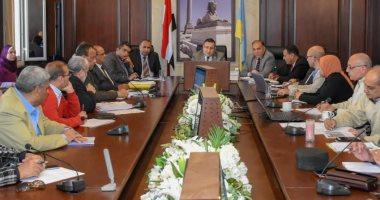 """محافظ الاسكندرية يشدد على الإنتهاء من مشروع مجمع """"مرغم2"""""""