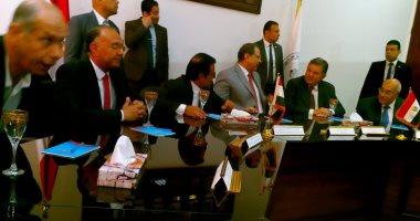 وزير القوى العاملة: مصر جاية ولا نملك إلا وطننا فهو ميراثنا لأولادنا