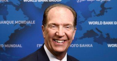 رئيس البنك الدولى يدعو لزيادة المشاركة الخاصة فى مبادرة مجموعة العشرين بشأن الديون