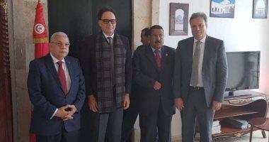 """خلال اجتماعه مع """"الناشرين العرب"""".. وزير الثقافة التونسى يؤكد تطبيق قرارات الاتحاد"""