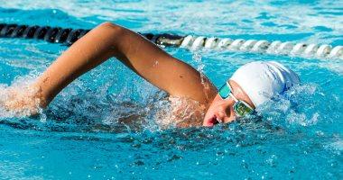 """""""العرب"""" يحصد ذهبية 50 متر فراشة وفضيتين للسباحة في الالعاب الافريقية"""