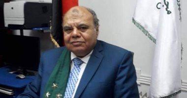 رئيس المحاكم التأديبية والإدارية يتفقد مقر مجلس الدولة بالعباسية