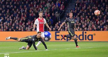 أياكس ضد يوفنتوس.. رفاق كريستيانو رونالدو يعودون بتعادل إيجابي من هولندا