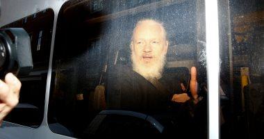 شاهد.. إقامة مؤسس ويكيليكس داخل سفارة الإكوادور المحتجز فى السجن