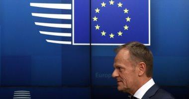 تعليق قمة قادة الاتحاد الأوروبى حول المناصب العليا للتكتل فى بروكسل للثلاثاء