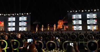 القرعة الكاملة لكأس أمم أفريقيا 2019