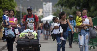 ألمانيا تستقبل 90 لاجئا فارين من نزاعات الحرب والفقر فى دولهم