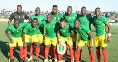 منتخب موريتانيا يستعد لأمم أفريقيا فى مراكش
