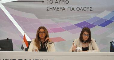 ليلى علوى من مؤتمر البحر المتوسط: حان الوقت لنرى عملا يجمع مصر واليونان وقبرص
