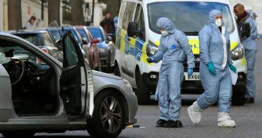 شرطة لندن تطلق النار على مركبة صدمت سيارة السفير الأوكرانى