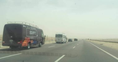 طريق السويس الصحراوى مغلق جزئيا 3 شهور.. والمرور توضح الطرق البديلة