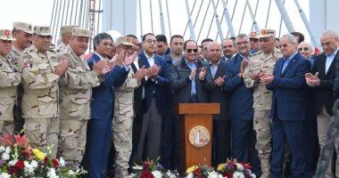 """فيديو.. محور روض الفرج.. رمز جديد للتحدى والشموخ بتوقيع """"عمال مصر"""""""
