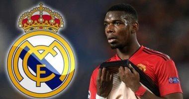 تقارير: مانشستر يونايتد يطلب 170 مليون يورو لبيع بوجبا إلى ريال مدريد
