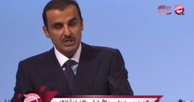 """شاهد..""""مباشر قطر"""" تفضح تجاهل الأبواق القطرية لشهداء مصر وتلاعبها بالألفاظ"""