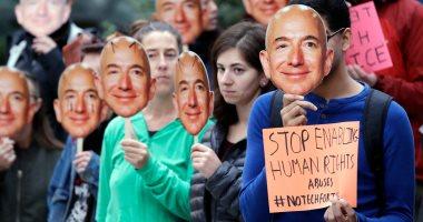 تقرير: مساهمو أمازون يستعدون للتصويت على حظر تقنية التعرف على الوجه