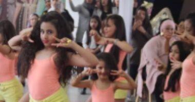 """فيديو.. انطلاق مسابقة """"الأميرات الصغيرات"""" فى الجزائر للترفيه عن الأطفال"""