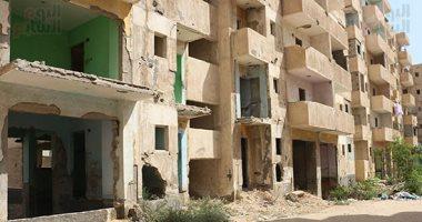 أغيثونا.. سكان مساكن مبارك بالإسكندرية يشكون: الصرف الصحى يهدد منازلنا بالانهيار