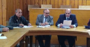 تموين الإسكندرية: تجهيز 4 صوامع لاستقبال توريدات محصول القمح