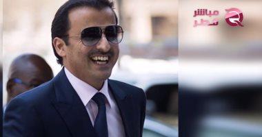 """شاهد..""""مباشر قطر"""":سياسية تميم الخارجية قائمة على """"دبلوماسية الرشاوى"""""""