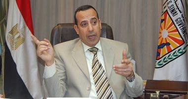 محافظ شمال سيناء: توحيد لون المبانى وعقوبات بمنع المرافق للمخالفين