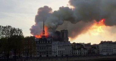 المتحدث باسم الكنيسة الكاثوليكية: حريق كاتدرائية نوتردام جرح للتاريخ الإنساني