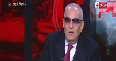 أبو شقة: خصصنا جلسة من الحوار المجتمعى لرجال القضاء بالتعديلات الدستورية