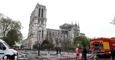 الإدعاء الفرنسى: حريق نوتردام ربما قد يكون نجم عن حادث
