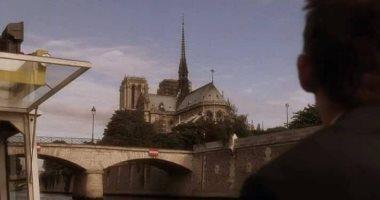 قبل 15 عاما.. فيلم Before Sunset يتنبأ بحريق كاتدرائية نوتردام