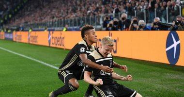 يوفنتوس يودع دوري أبطال أوروبا بخسارة قاسية ضد أياكس.. فيديو