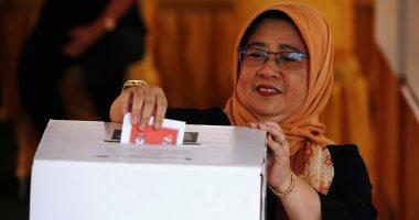 بدء ماراثون الانتخابات الرئاسية فى إندونيسيا